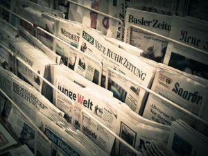 לפרסם בעיתון